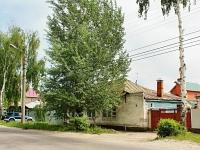 Тамбов, улица Лермонтовская, дом 52. индивидуальный дом
