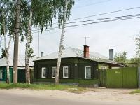 Тамбов, улица Лермонтовская, дом 58. индивидуальный дом