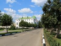Тамбов, Ленинградская ул, дом 1