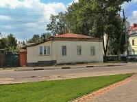 Тамбов, улица Ленинградская, дом 2. индивидуальный дом