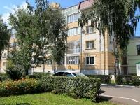 Тамбов, улица Ленинградская, дом 5. многоквартирный дом
