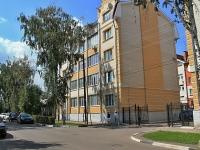 Тамбов, улица Ленинградская, дом 7А. многоквартирный дом