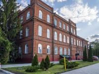 Тамбов, улица Сергея Рахманинова, дом 4. гимназия №7