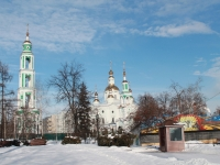площадь Соборная, дом 4. собор Спасо-Преображенский