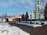 площадь Соборная. мемориальный комплекс Вечный огонь