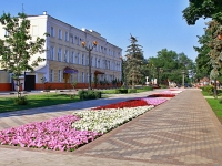 Тамбов, улица Державинская, дом 1. органы управления