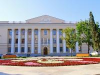 Тамбов, улица Державинская, дом 3. музей Тамбовский областной краеведческий музей