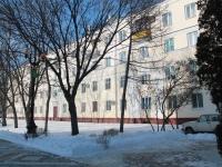 Tambov, st Derzhavinskaya, house 3А. Apartment house