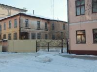 Tambov, st Derzhavinskaya, house 8. Apartment house
