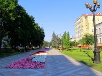 Tambov, st Derzhavinskaya, house 12/СТР. Apartment house