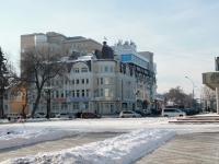 Tambov, st Derzhavinskaya, house 14. office building
