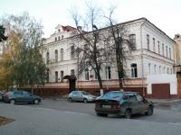 Tambov, st Derzhavinskaya, house 12. technical school