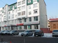 Тамбов, улица Державинская, дом 11. многоквартирный дом