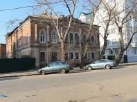 Тамбов, улица Державинская, дом 15. многоквартирный дом