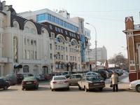 Tambov, st Derzhavinskaya, house 16А. office building