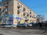 Tambov, st Derzhavinskaya, house 17. Apartment house