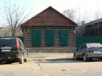 улица Державинская, дом 22. неиспользуемое здание