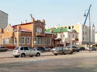Tambov, st Derzhavinskaya, house 7. Apartment house
