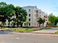 Тамбов, улица Октябрьская, дом 2Б. многоквартирный дом