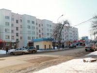 Тамбов, улица Октябрьская, дом 8. многоквартирный дом