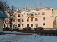 Tambov, st Oktyabrskaya, house 15. Apartment house