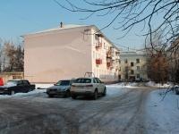 Tambov, st Oktyabrskaya, house 15А. Apartment house