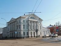 Tambov, st Oktyabrskaya, house 16. industrial building
