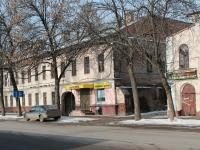 Тамбов, Октябрьская ул, дом 25