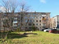 Тамбов, улица Володарского, дом 4. многоквартирный дом