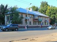 Тамбов, улица Московская, дом 43. многоквартирный дом