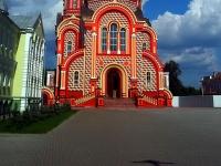 улица Московская, дом 37. монастырь Тамбовский Вознесенский женский монастырь