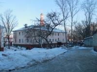 Тамбов, улица Московская, дом 68. многоквартирный дом