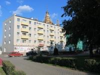 Тамбов, улица Степана Разина, дом 8. многоквартирный дом
