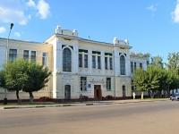 Тамбов, улица Степана Разина, дом 7. лицей №29
