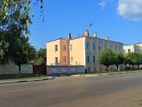 Тамбов, улица Степана Разина, дом 9. многоквартирный дом