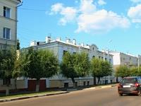 Тамбов, улица Степана Разина, дом 15. многоквартирный дом