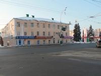 Tambov, st Studenetskaya, house 2. Apartment house