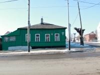 Тамбов, улица Студенецкая, дом 36. индивидуальный дом