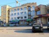Тамбов, улица Студенецкая, дом 10. офисное здание