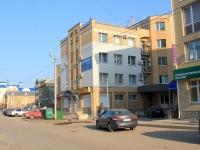 Тамбов, улица Студенецкая, дом 12. офисное здание
