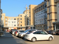 Тамбов, улица Студенецкая, дом 12А. офисное здание