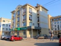 Тамбов, улица Студенецкая, дом 14. офисное здание