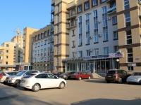 Тамбов, улица Студенецкая, дом 16А. офисное здание