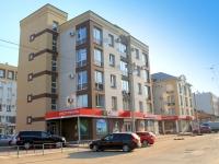 Тамбов, улица Студенецкая, дом 16А к.2. офисное здание