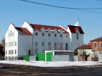 Tambov, st Studenetskaya, house 13. church