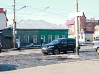 Тамбов, улица Пятницкая, дом 2. многоквартирный дом