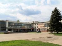 Тамбов, площадь Льва Толстого, дом 4А. дом/дворец культуры Юбилейный