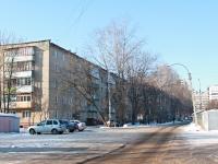 Тамбов, улица Рабочая, дом 6. многоквартирный дом
