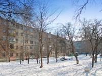 Тамбов, улица Рабочая, дом 16. многоквартирный дом