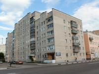 Тамбов, улица Рабочая, дом 68. многоквартирный дом